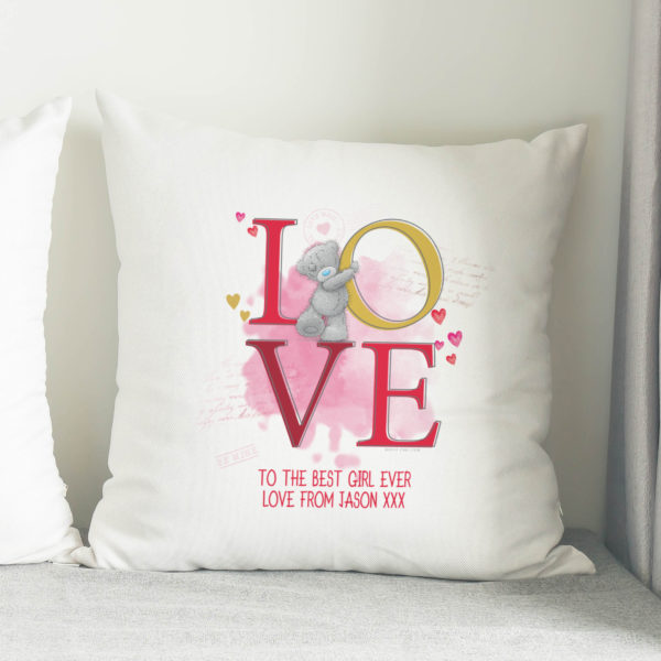 Me To You LOVE Cushion