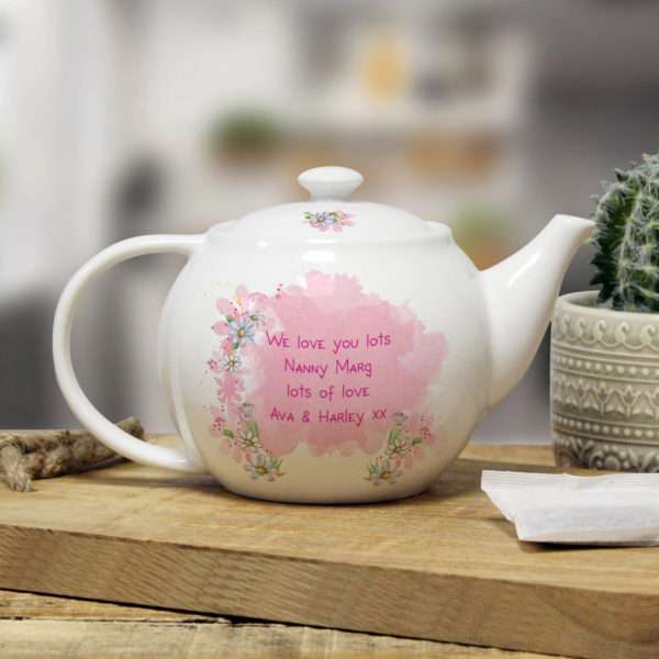 Me To You Lovely As A Flower Teapot