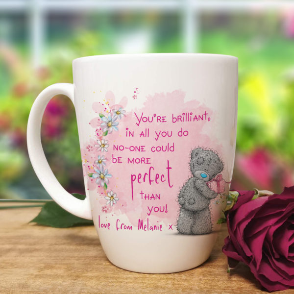 Me To You Mother's Day Conical Mug