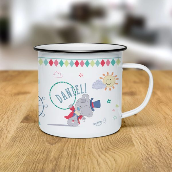 Tiny Tatty Teddy Little Circus Enamel Mug