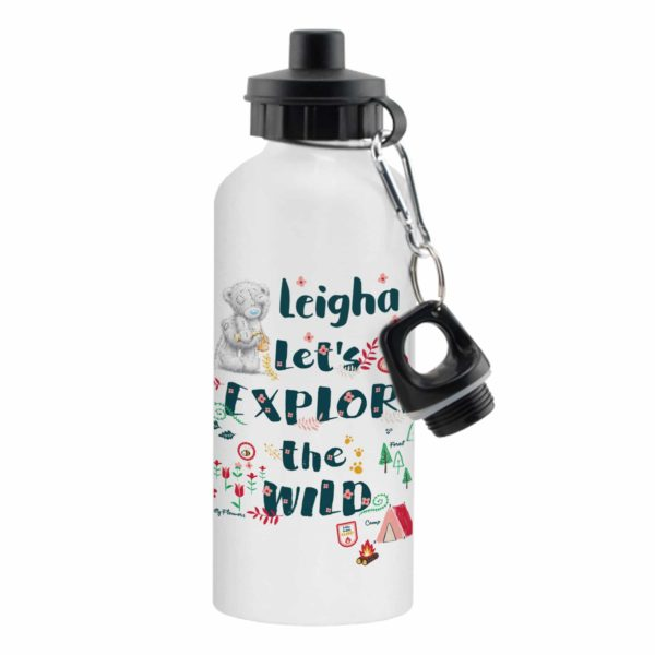 Me To You Let's Explore the Wild Drinks Bottle