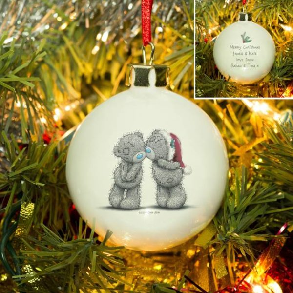 Me To You Christmas Together Bauble