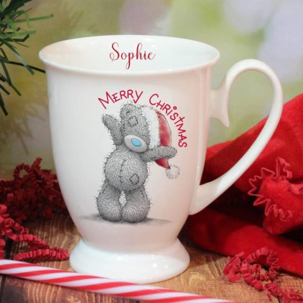 Me To You Merry Christmas Marquee Mug