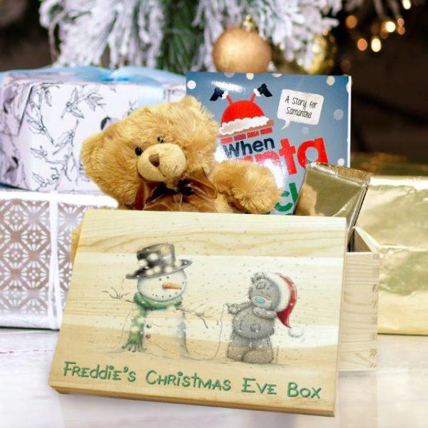 Me To You Tatty & Snowman Christmas Eve Box