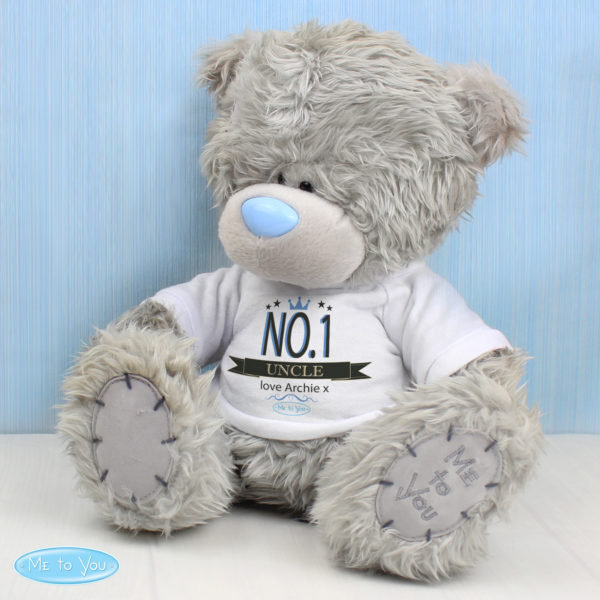 Me to You Bear with No.1 T-Shirt
