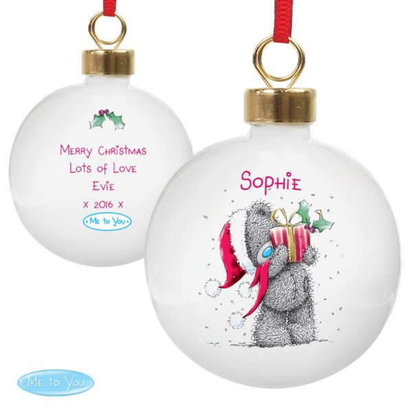 Me To You Christmas Bauble