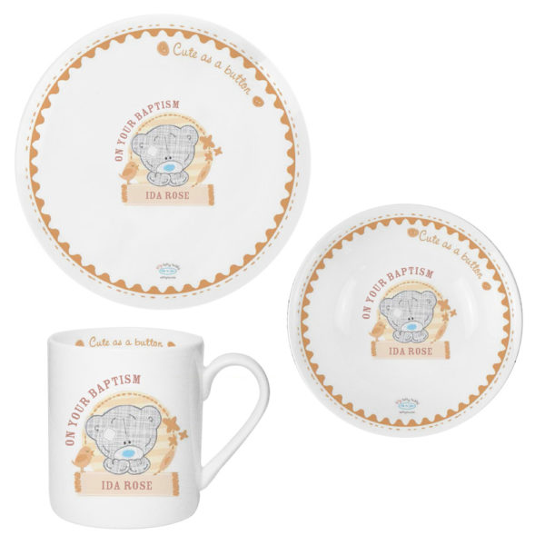Tiny Tatty Teddy Breakfast Set