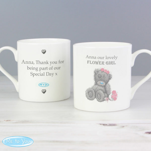 Me To You Girls Wedding Balmoral Mug
