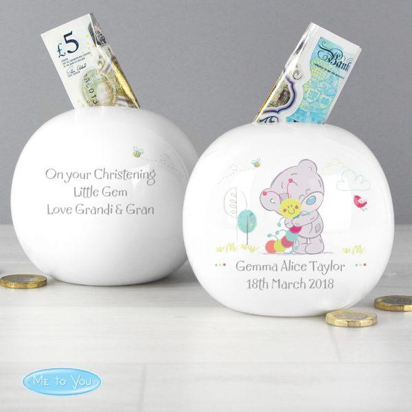 Tiny Tatty Teddy Cuddle Bug Money Box