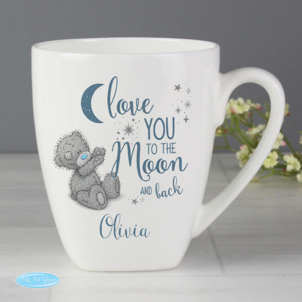 Me to You 'Love You to the Moon and Back' Latte Mug