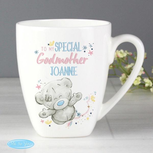 Me to You Godmother Latte Mug