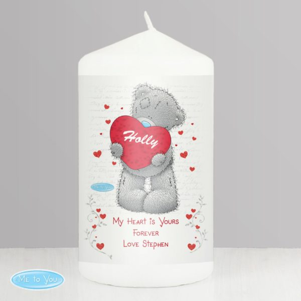 Me to You Big Heart Candle