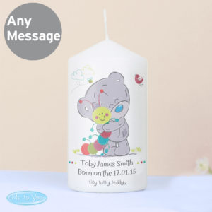 Tiny Tatty Teddy Cuddle Bug Candle