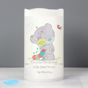 Tiny Tatty Teddy Cuddle Bug Nightlight LED Candle