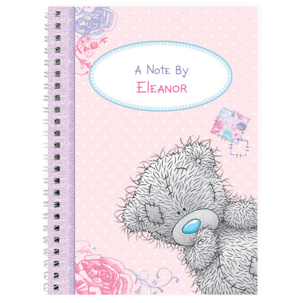 Me To You Girls A5 Notebook