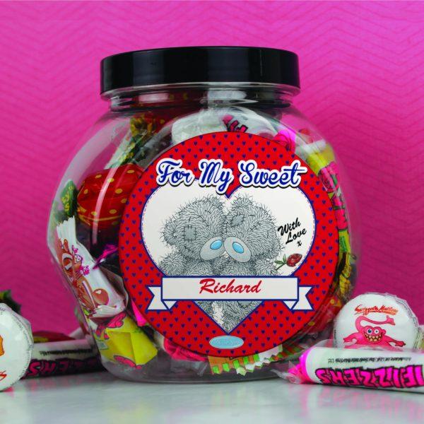 Me to You Couple Sweet Jar