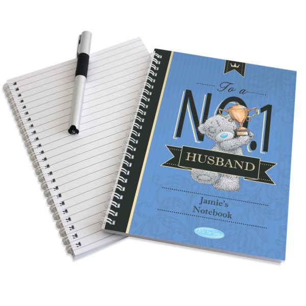 Me to You No1 Paperback A5 Notebook