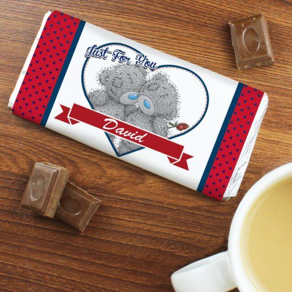 Me to You Couple Milk Chocolate Bar