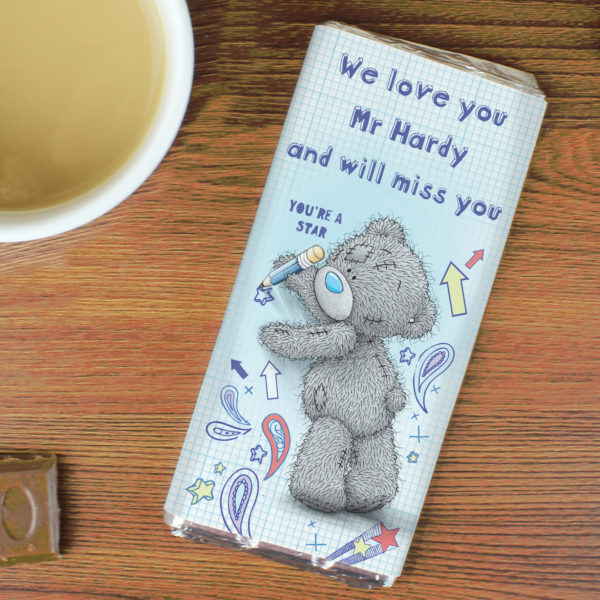 Me to You Teacher Milk Chocolate Bar