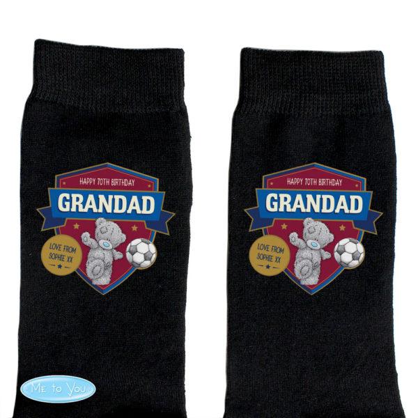 Me to You Football Men's Socks