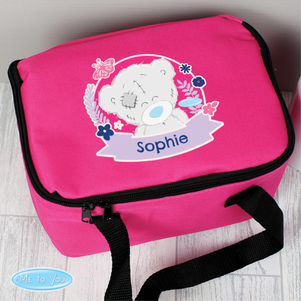 Me To You Pink Lunch Bag