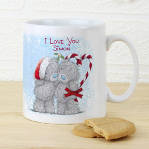 Me To You Couple Christmas Mug