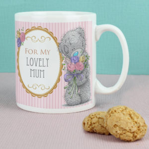Me To You Flowers Mug For Her