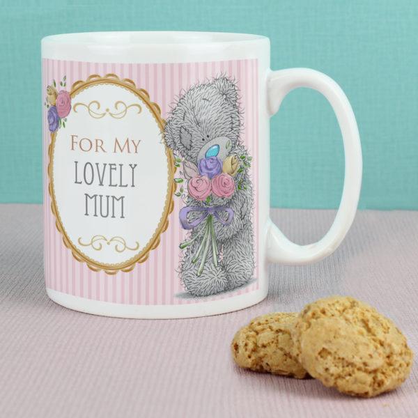 Me To You Flowers Mug For Her