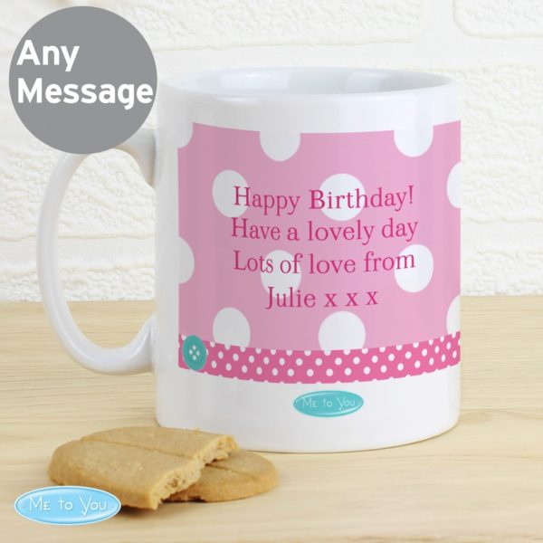 Me To You Big Age Female Mug