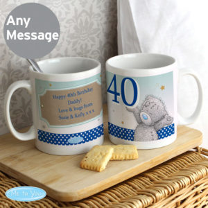 Me To You Birthday Big Age Male Mug