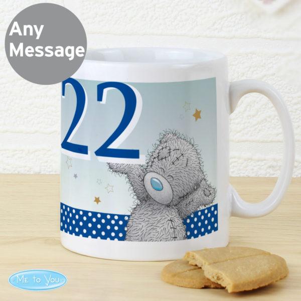 Me To You Birthday Big Age Male Mug