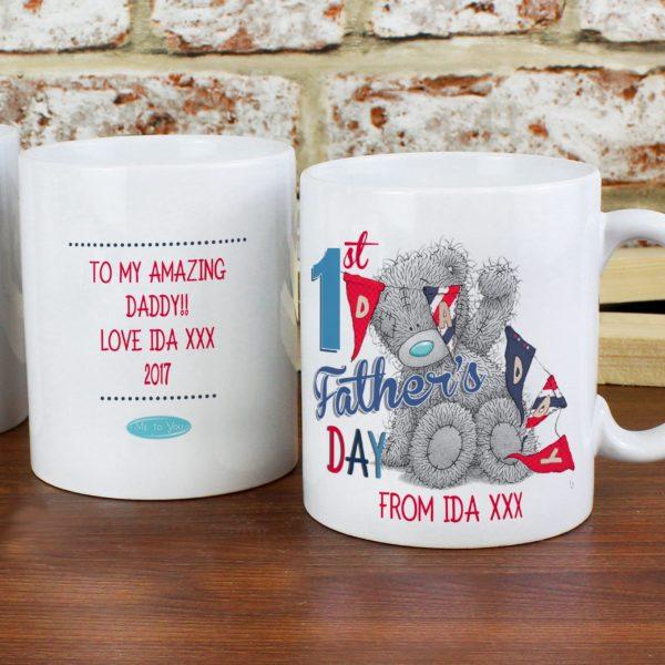 Me To You 1st Fathers Day Mug