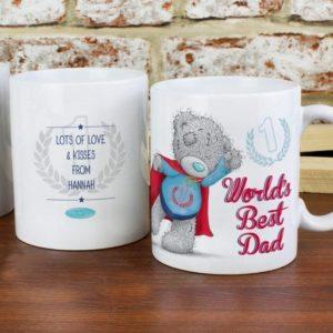Me To You Super Dad Mug