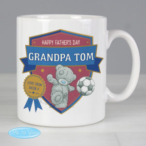 Me to You Football Mug