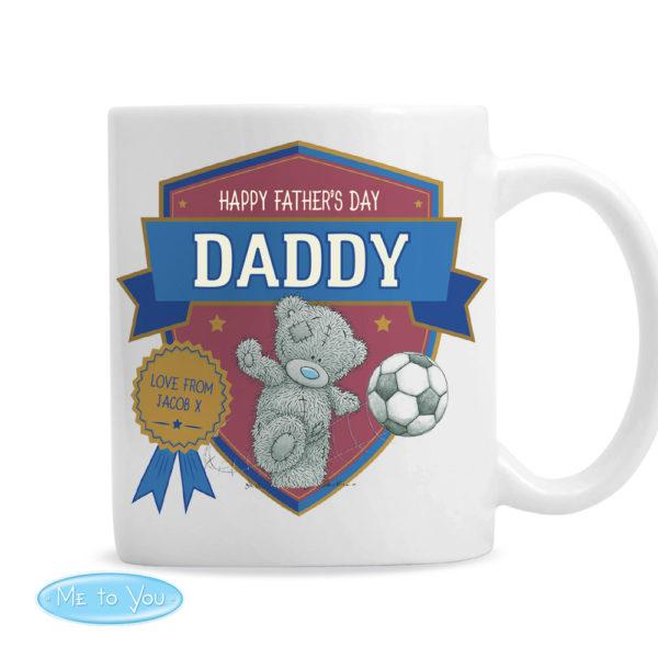 Me to You Football Mug