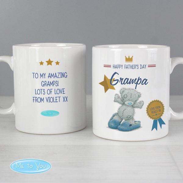 Me to You Slippers Mug