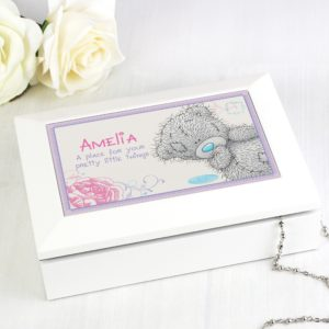 Me To You Girls Jewellery Box