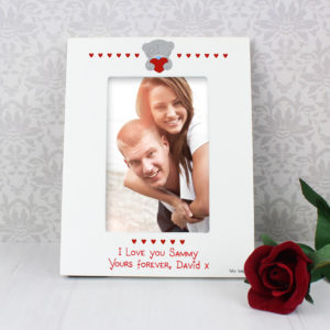 Me to You Big Heart 6x4 Photo Frame