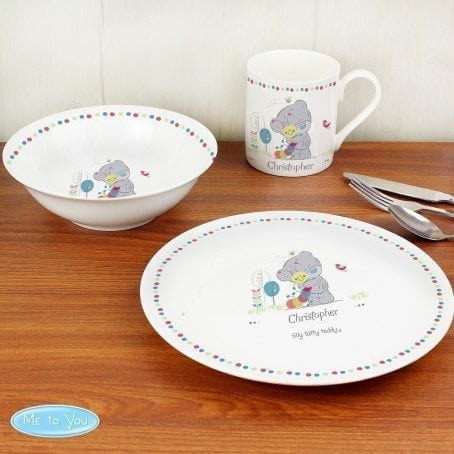 Tiny Tatty Teddy Cuddle Bug Breakfast Set